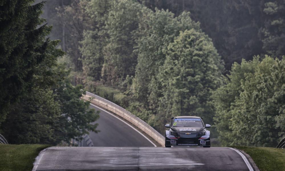 Sabine Schmitz, Münnich Motorsport, Chevrolet RML Cruze TC1