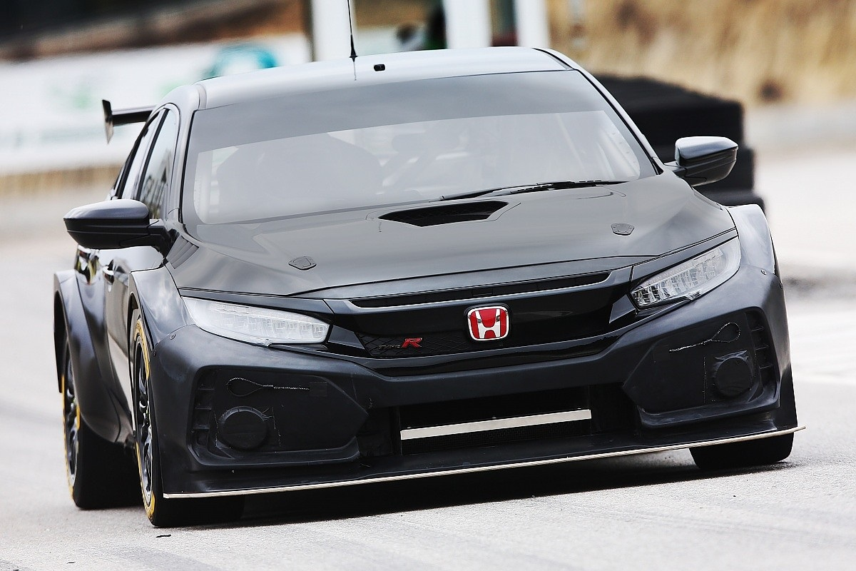 Honda Civic Type-R NGTC