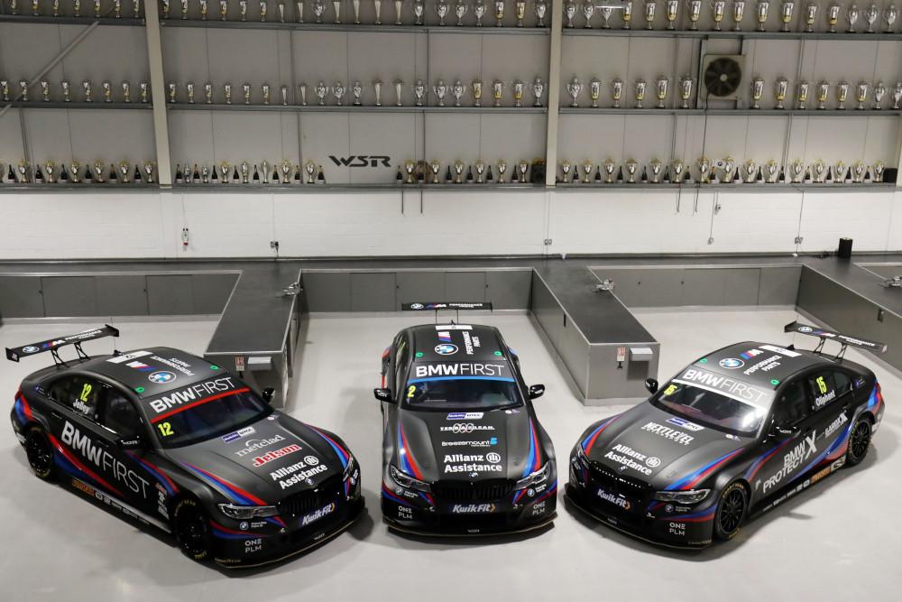 Team BMW 2021 BTCC livery