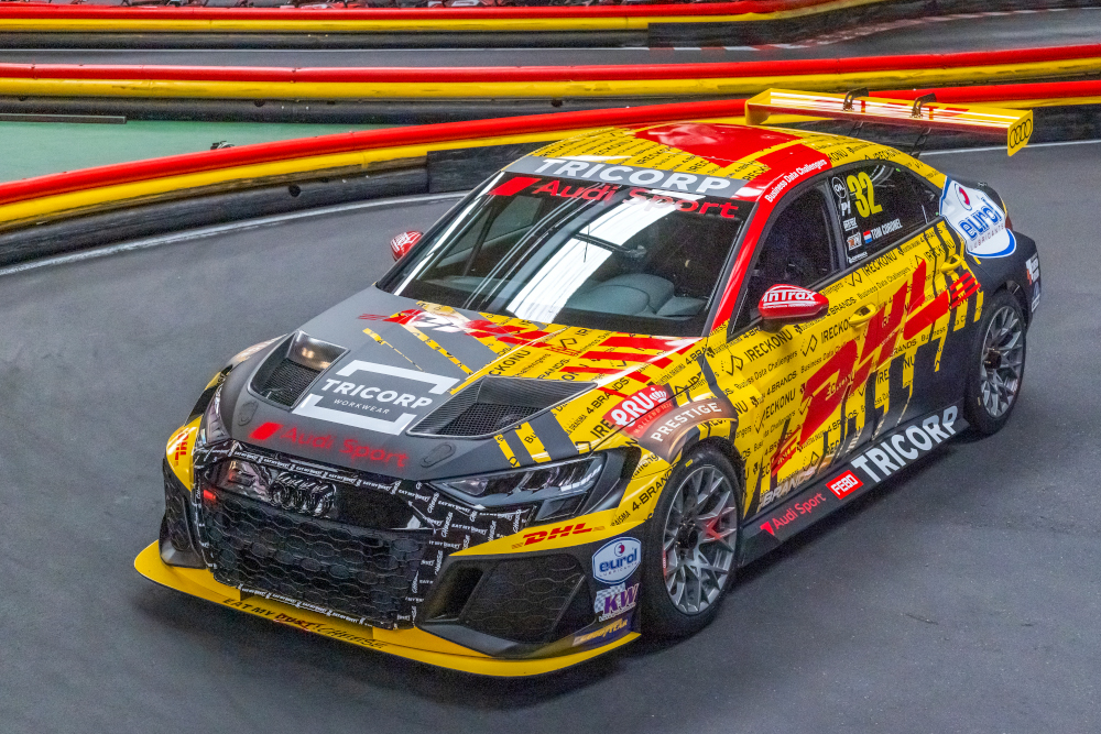 Tom Coronel, Comtoyou Racing, Audi RS3 LMS TCR 2021