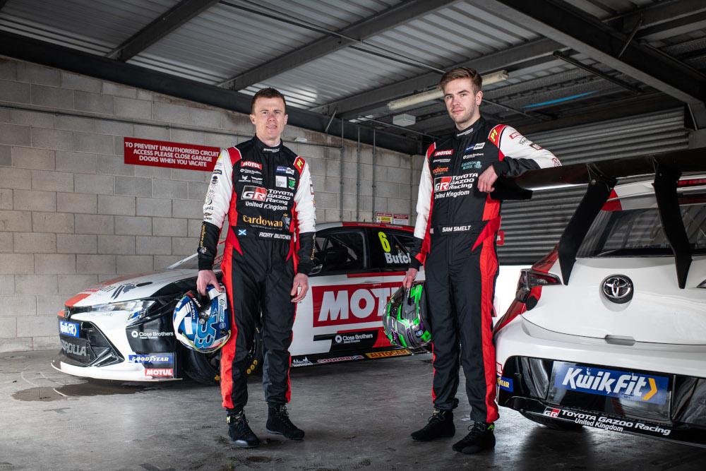 Rory Butcher and Sam Smelt