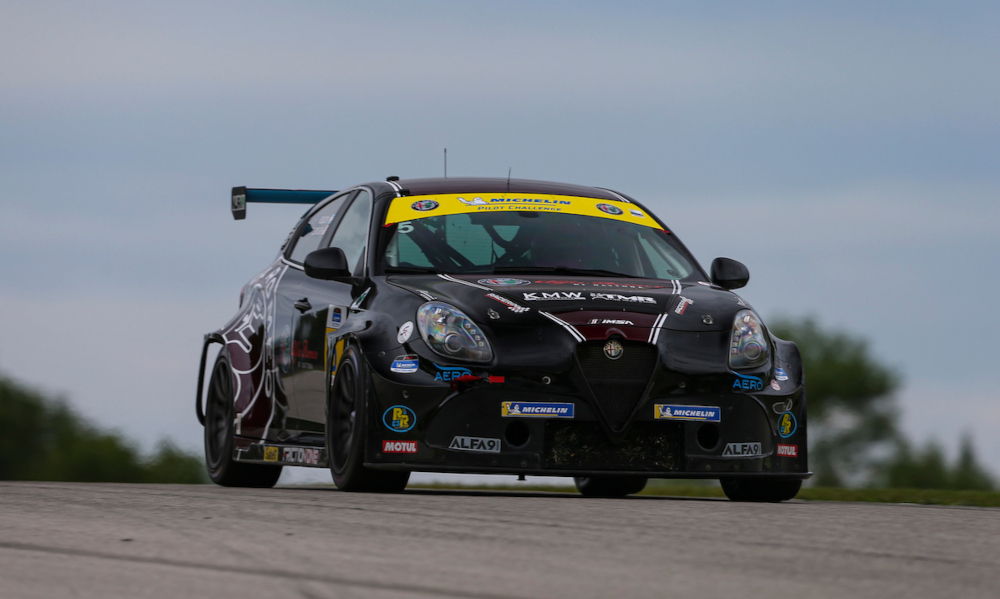 Roy Block / Tim Lewis Jr, KMW Motorsports with TMR Engineering, Alfa Romeo Giulietta TCR