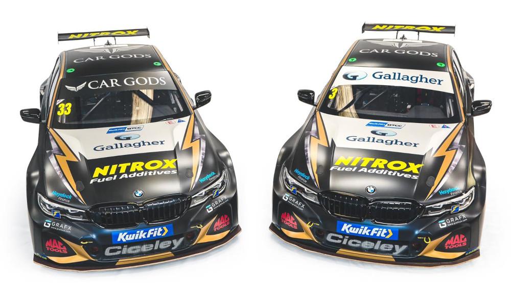 Ciceley Motorsport, BMW 330i M Sport