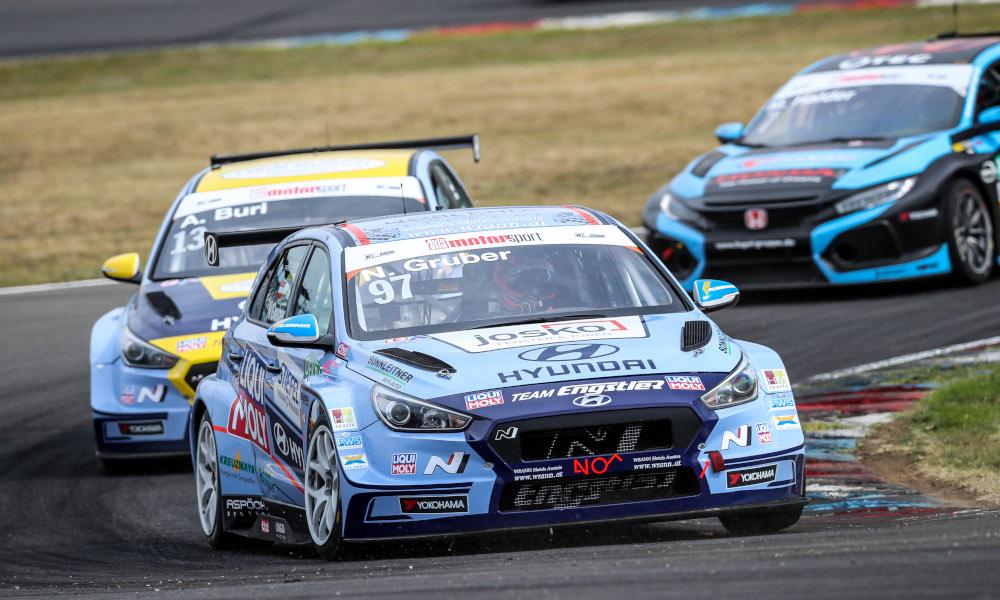 Nico Gruber, Hyundai Team Engstler, Hyundai i30 N TCR