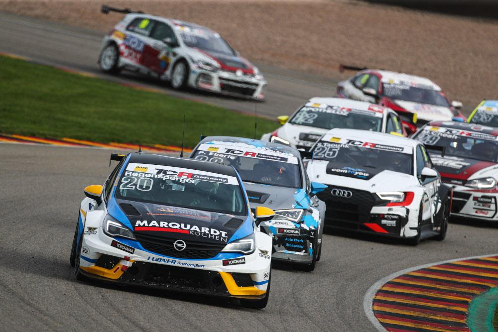Philipp Regensperger, Lubner Motorsport, Opel Astra TCR
