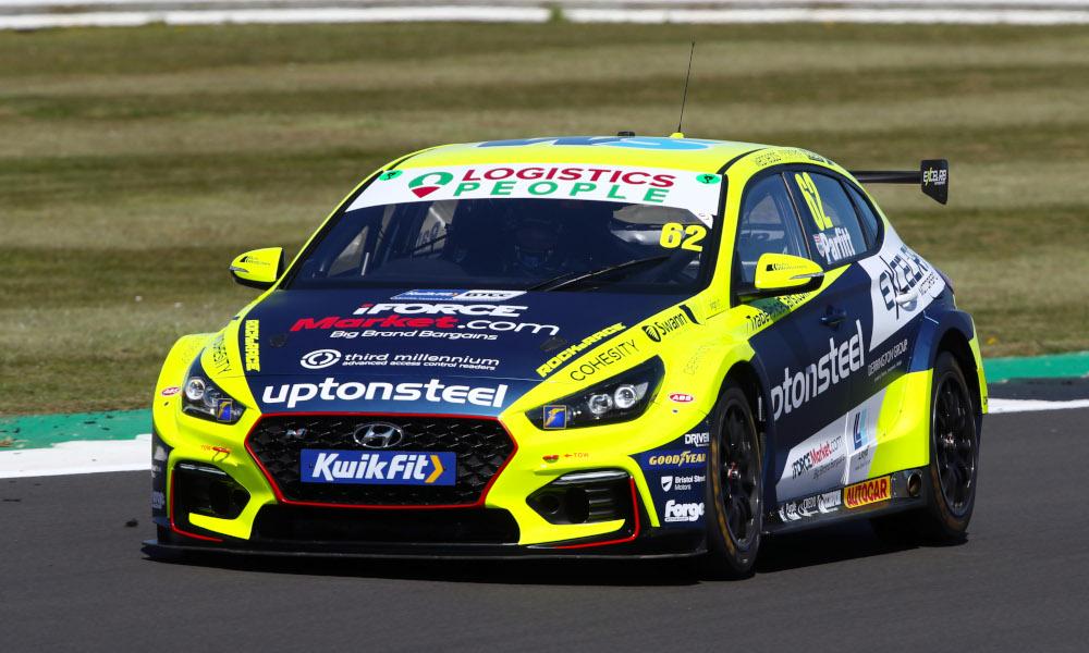 Rick Parfitt, Excelr8 Motorsport, Hyundai i30 Fastback N