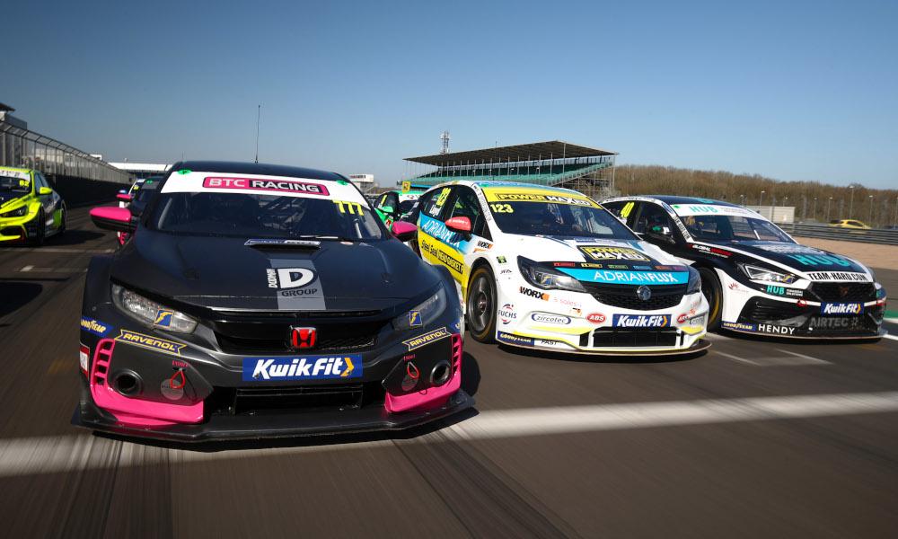 Michael Crees, BTC Racing, Honda Civic Type-R FK8 NGTC