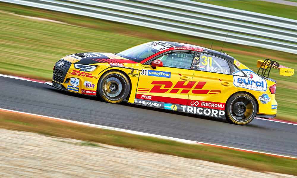 Tom Coronel, Comtoyou Racing, Audi RS3 LMS TCR
