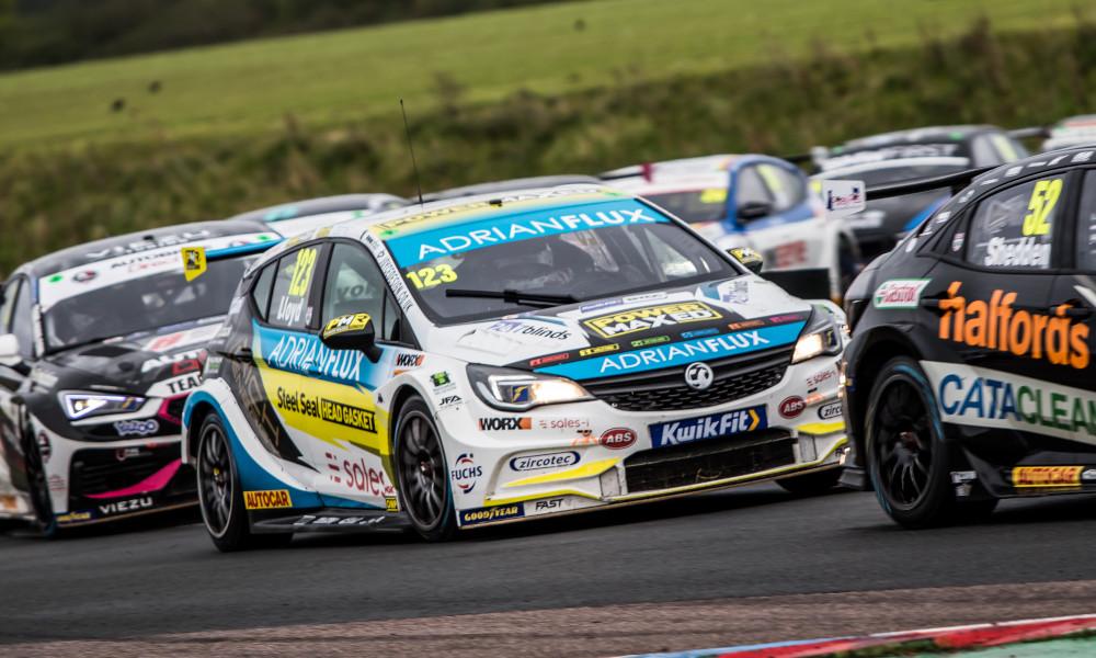 Dan Lloyd, Power Maxed Car Care Racing, Vauxhall Astra