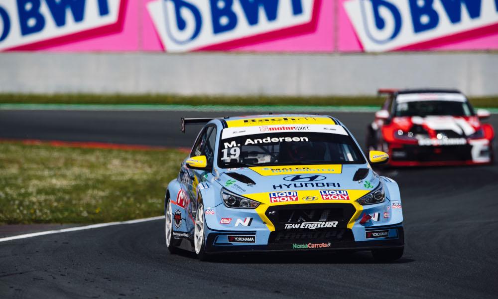 Martin Andersen, Hyundai Team Engstler, Hyundai i30 N TCR