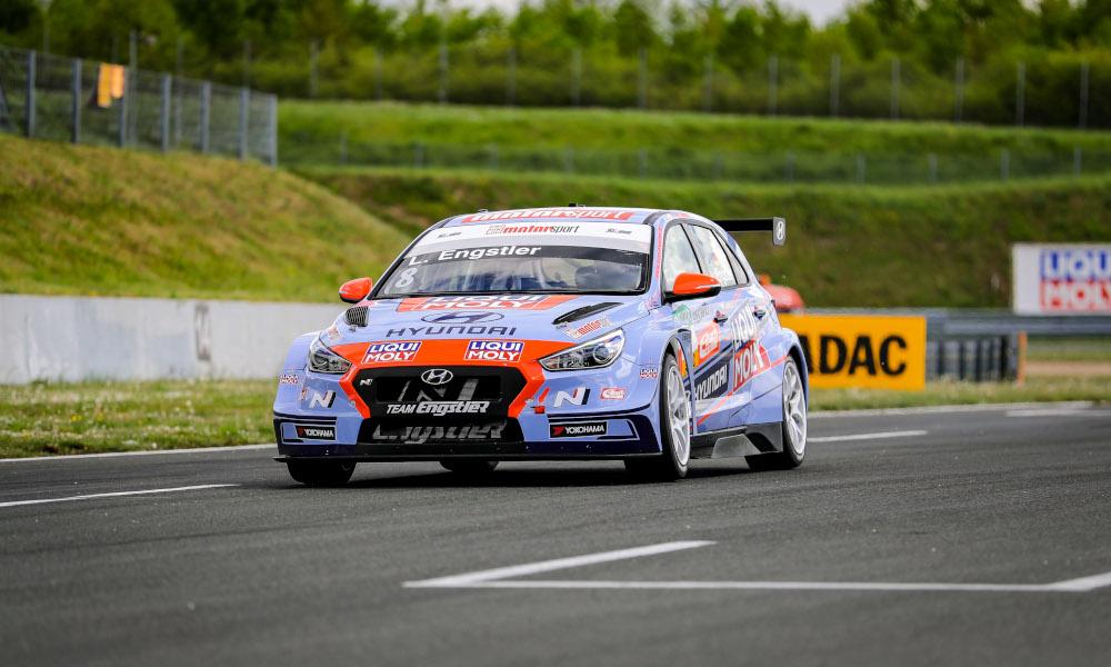 Luca Engstler, Hyundai Team Engstler, Hyundai i30 N TCR