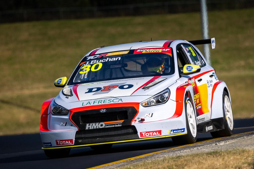 Josh Buchan, HMO Customer Racing, Hyundai i30 N TCR