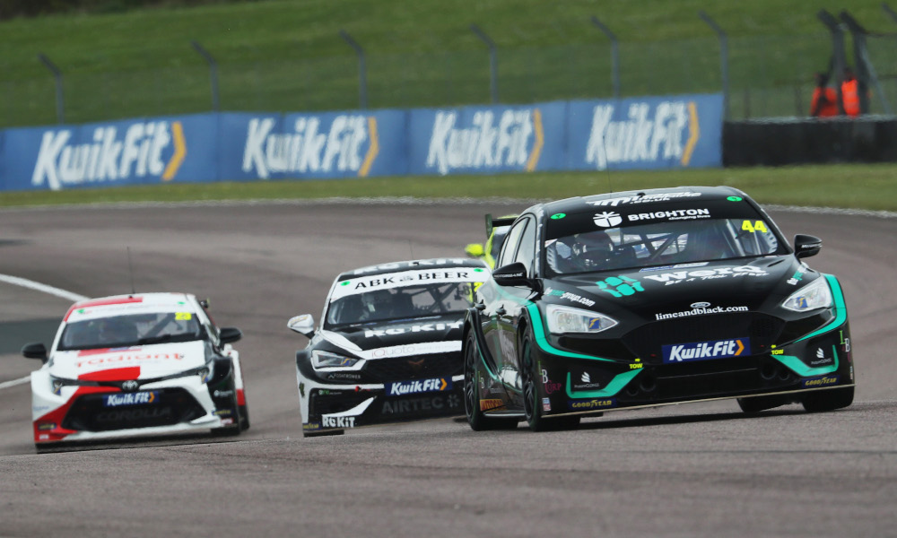 Andy Neate, Motorbase Performance, Ford Focus ST