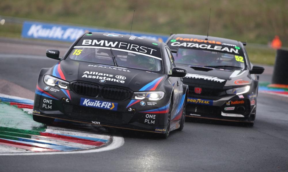 Tom Oliphant, Team BMW, BMW 330i M Sport