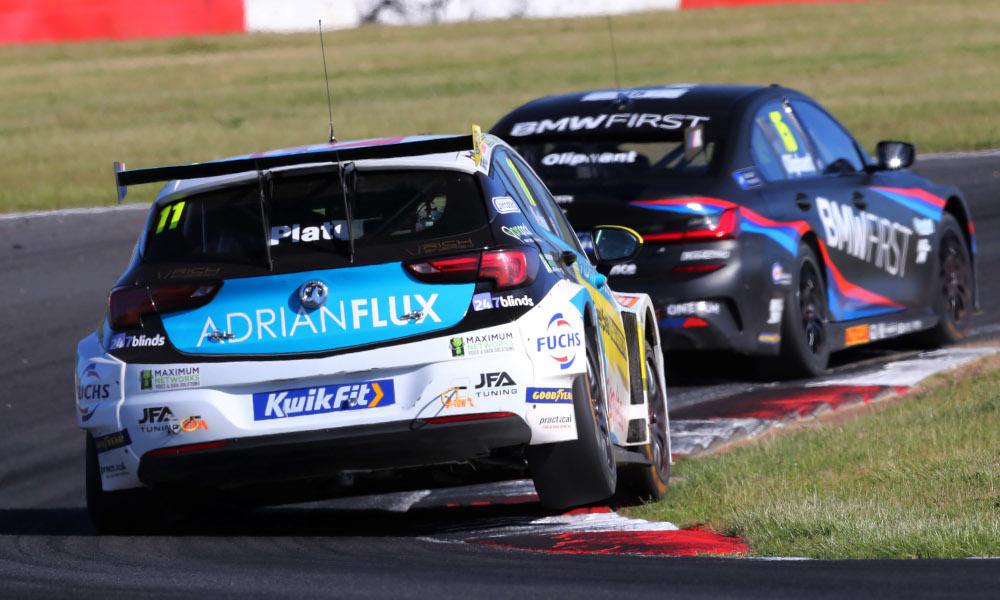 Jason Plato, Power Maxed Racing, Vauxhall Astra