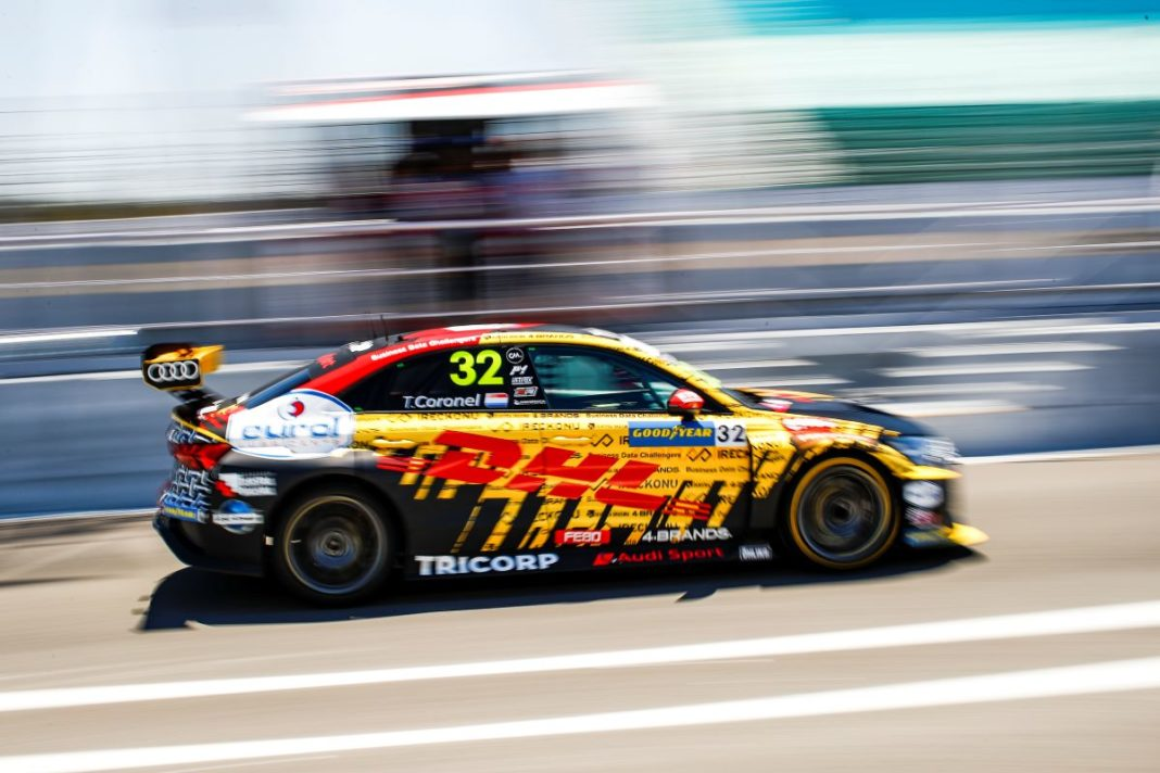 Tom Coronel, DHL Comtoyou Racing, Audi RS3 LMS TCR Mk2