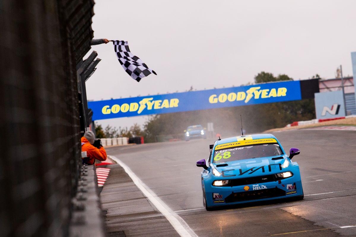 Yann Ehrlacher, Cyan Racing, Lynk & Co 03 TCR