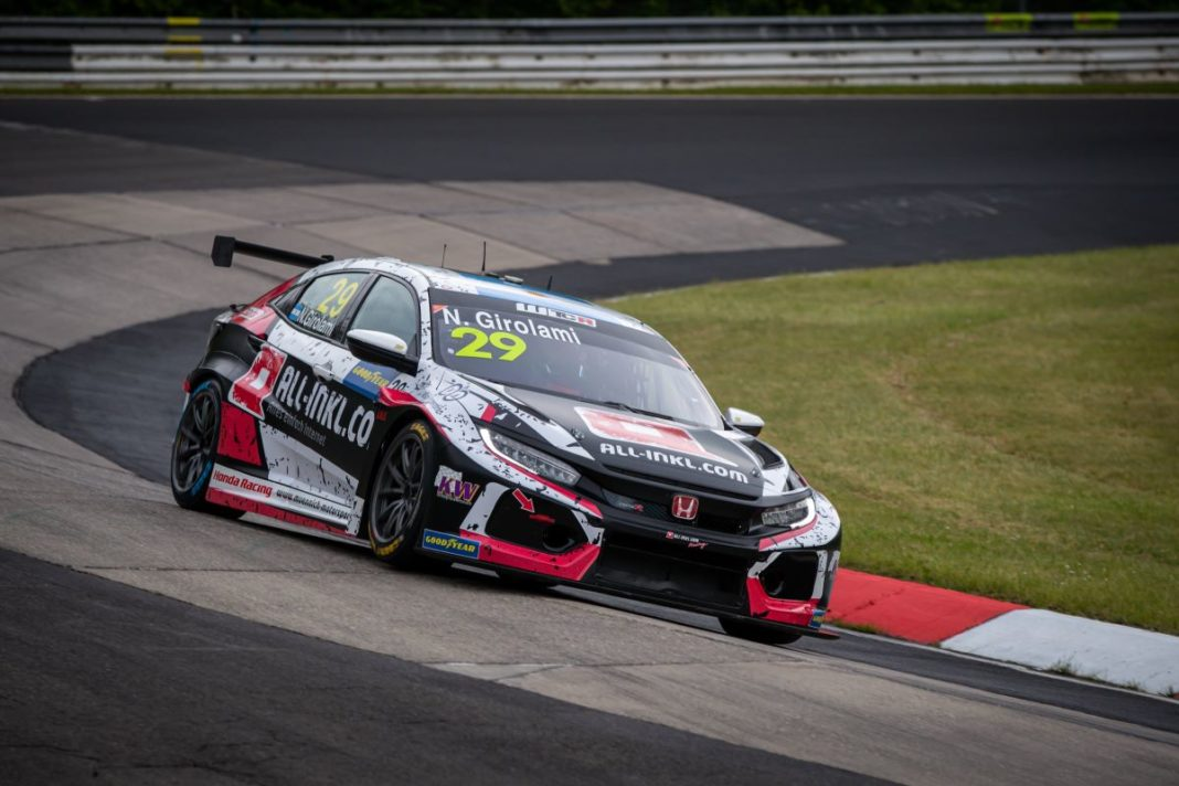 Néstor Girolami, Munnich Motorsport