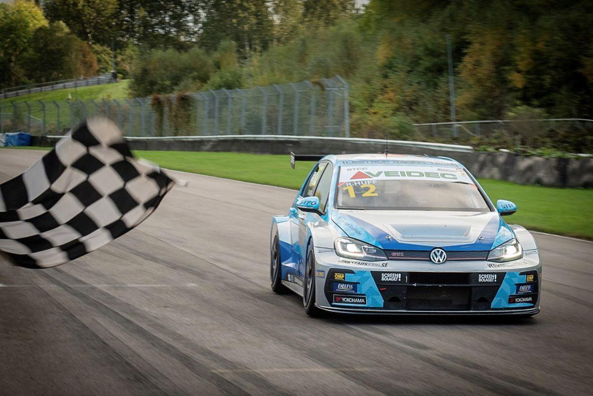 Rob Huff, Volkswagen Golf GTI TCR, Lestrup Racing