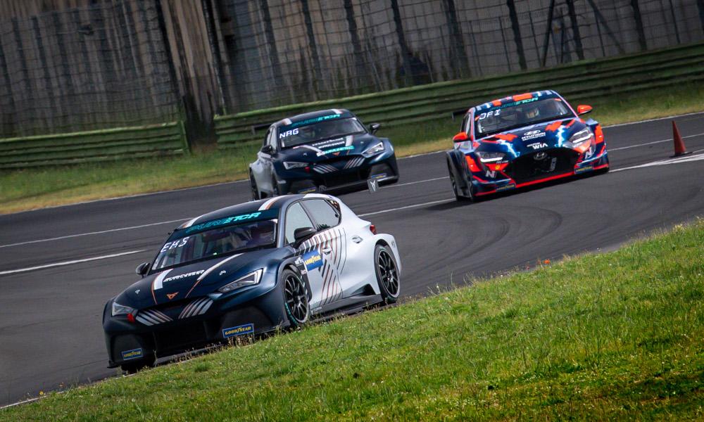 Mattias Ekström, Zengő Motorsport X, CUPRA Leon Competición ETCR