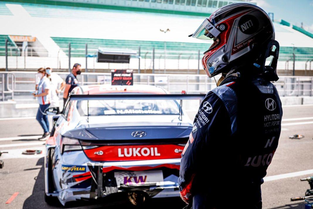 Norbert Michelisz, Hyundai N BRC Squadra Corse