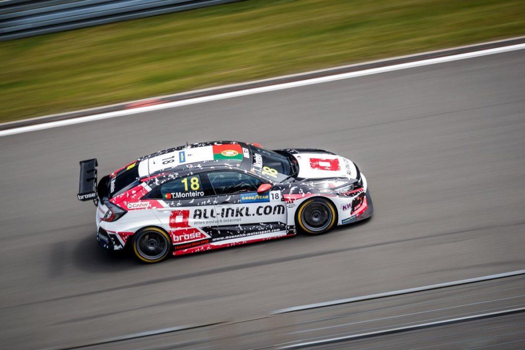 Tiago Monteiro, All-INKL.de Munnich Motorsport, Honda Civic FK7 TCR