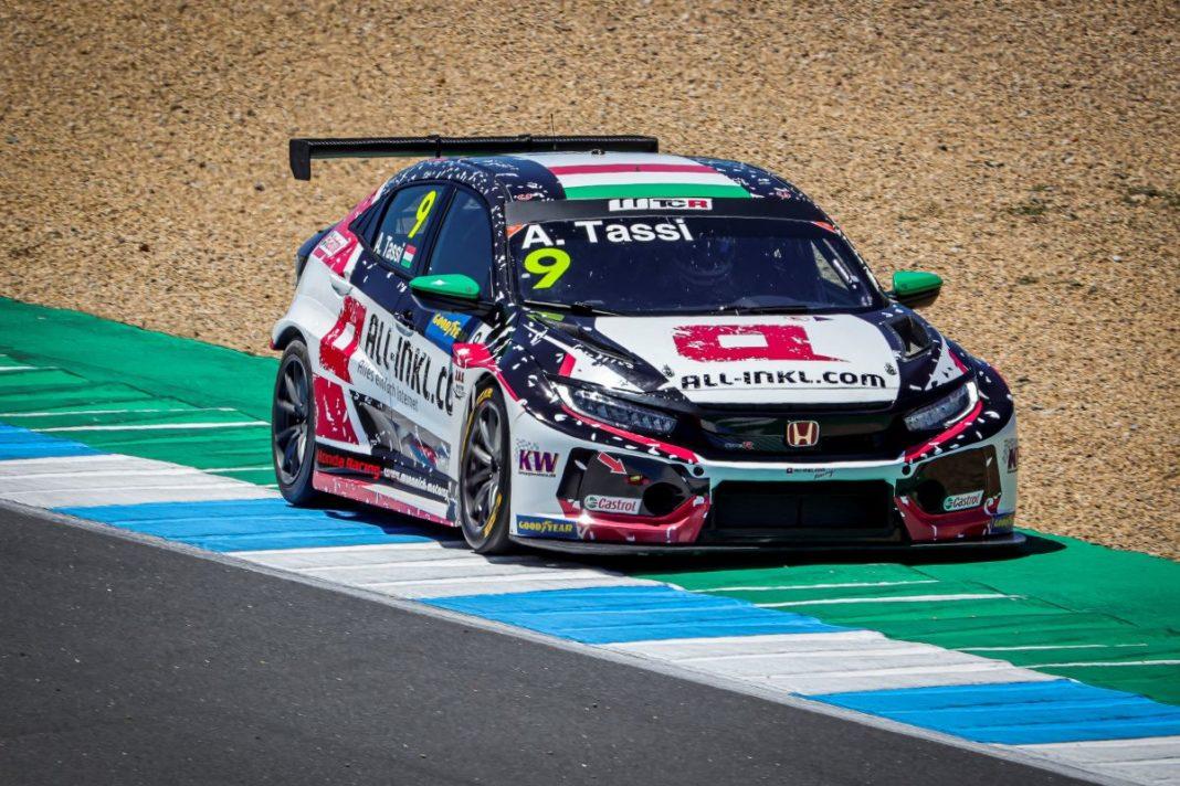 Attila Tassi, Munnich Motorsport, Honda Civic FK7 TCR