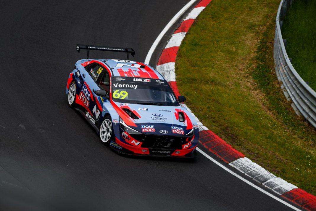 Jean-Karl Vernay, Engstler Motorsport, Hyundai Elantra N TCR