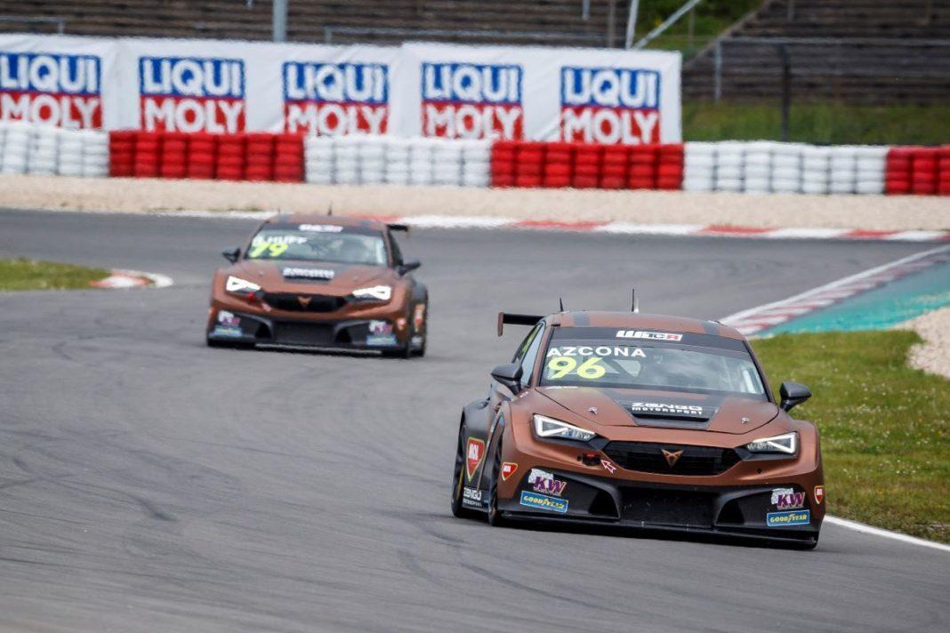 Zengő Motorsport, CUPRA Leon Competicion TCR