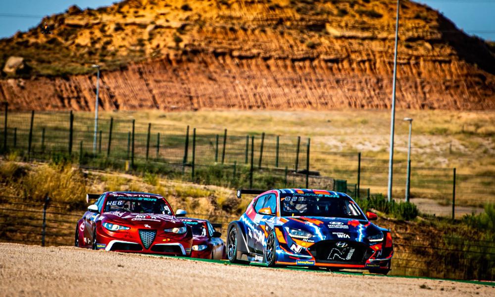 john Filippi, Hyundai Motorsport, Hyundai Veloster N ETCR