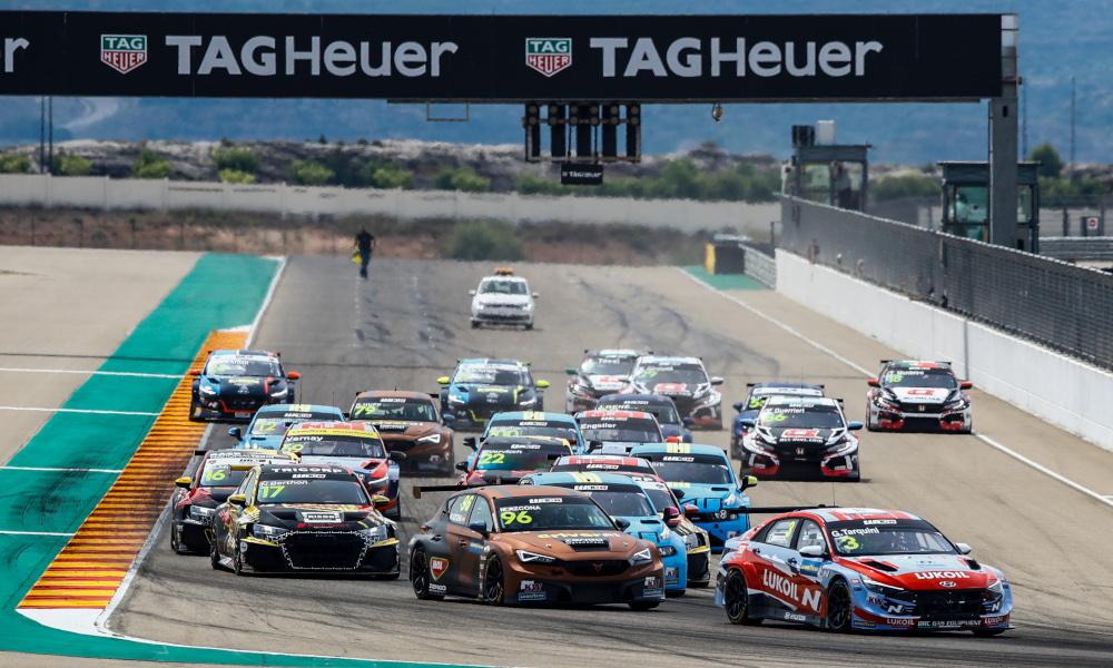 Gabriele Tarquini, BRC Hyundai N LUKOIL Squadra Corse, Hyundai Elantra N TCR