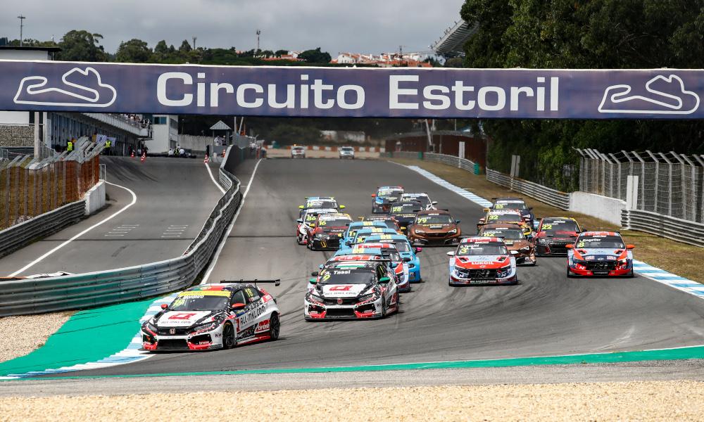 Tiago Monteiro, Münnich Motorsport, Honda Civic Type-R FK8 TCR