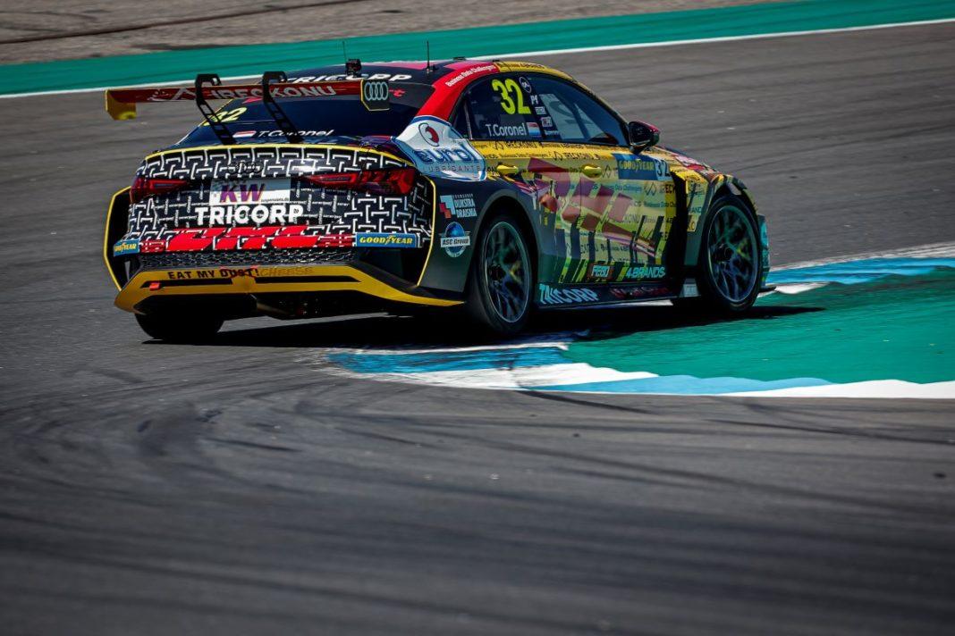 Tom Coronel, Audi Sport DHL Comtoyou Racing, Audi RS3 TCR 2021