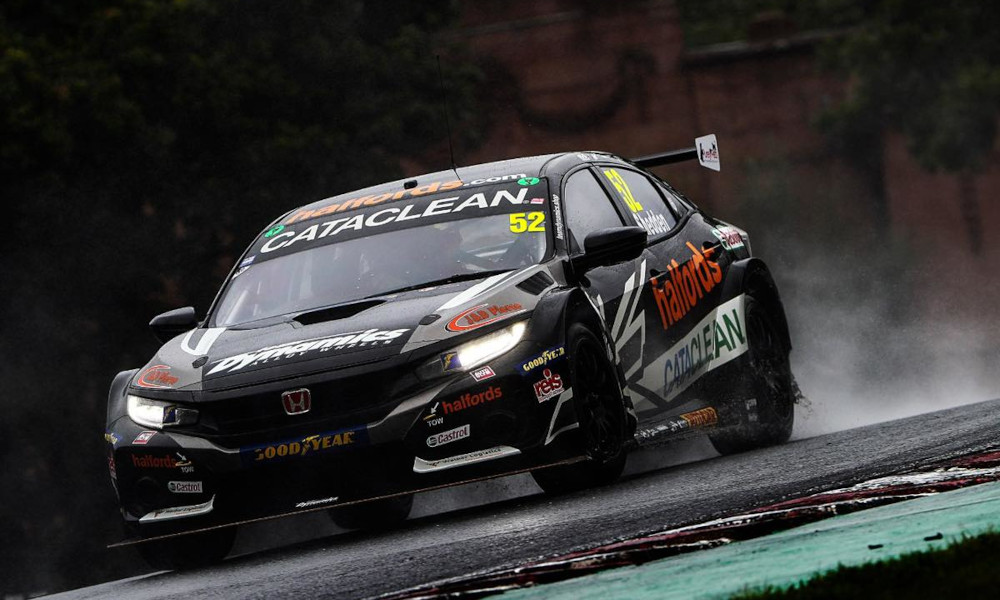 Gordon Shedden, Halfords Racing with Cataclean [Team Dynamics], Honda Civic Type-R FK8 NGTC