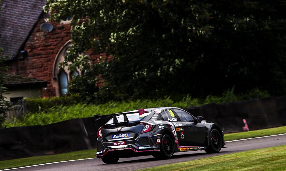 Senna Proctor, BTC Racing, Honda Civic Type-R FK8 NGTC