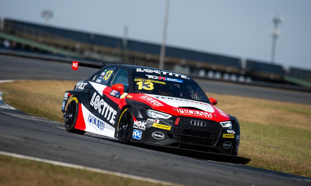 Rodrigo Baptista and Tom Coronel, Cobra Racing, Audi RS3 LMS TCR