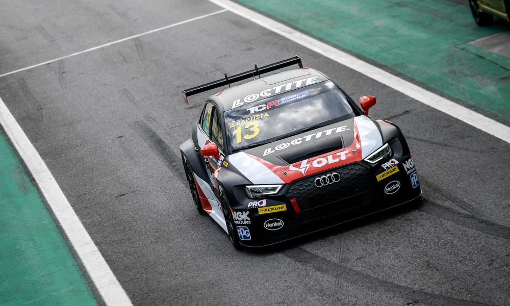Rodrigo Baptista, Cobra Racing, Audi RS3 LMS TCR
