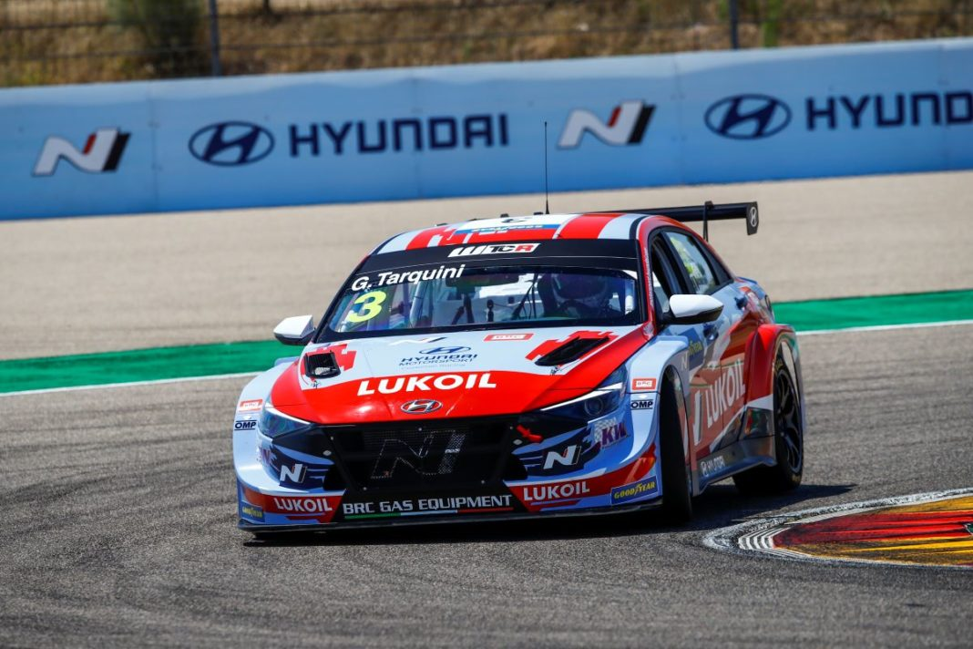 Gabriele Tarquini, BRC Hyundai N Squadra Corse, Hyundai Elantra N TCR