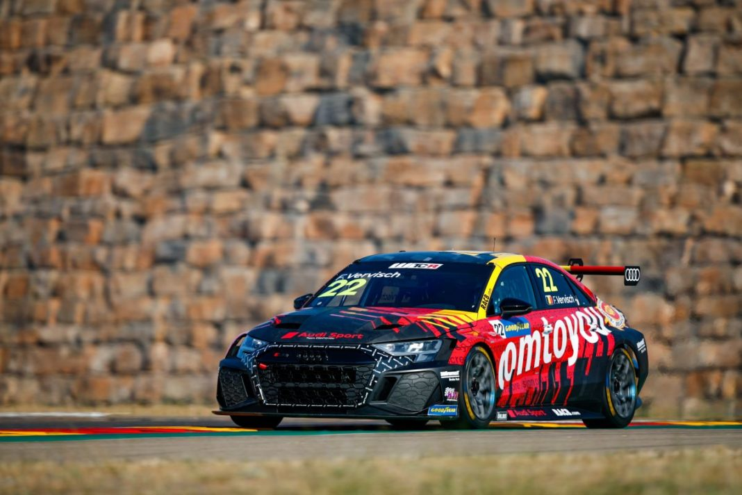Frederic Vervisch, Comtoyou Racing, Audi RS3 TCR 2021