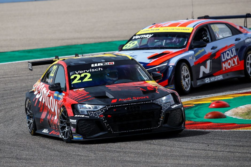Frederic Vervisch, Comtoyou Racing, Audi RS3 TCR