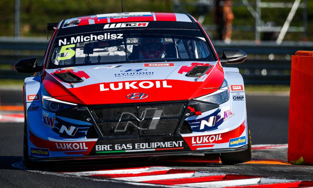 Norbert Michelisz, BRC Hyundai N LUKOIL Squadra Corse, Hyundai Elantra N TCR