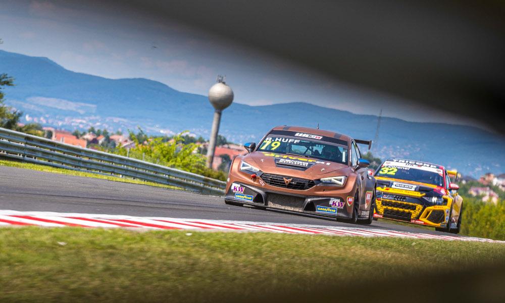 Rob Huff, Zengő Motorsport, CUPRA Leon Competición TCR