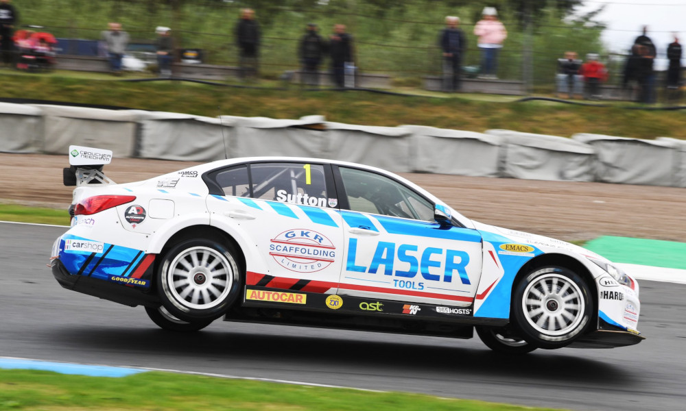 Ashley Sutton, Laser Tools Racing, Infiniti Q50
