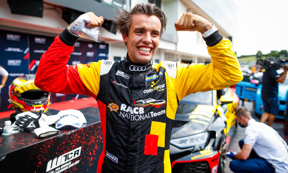 Gilles Magnus, Comtoyou Racing, Audi RS3 LMS TCR