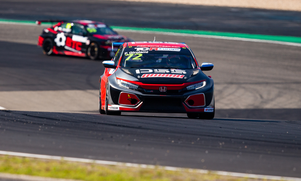 Franco Girolami, PSS Racing Team, Honda Civic Type-R FK8 TCR