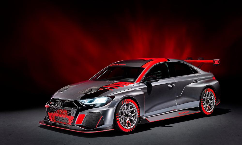 Audi RS3 LMS TCR 2021