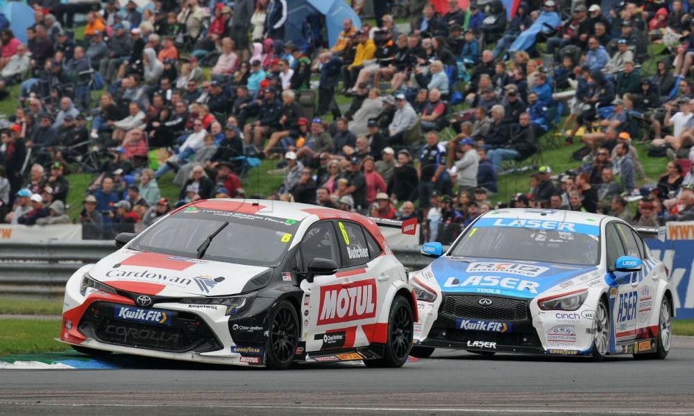 Rory Butcher, Toyota Gazoo Racing UK [Speedworks Motorsport], Toyota Corolla