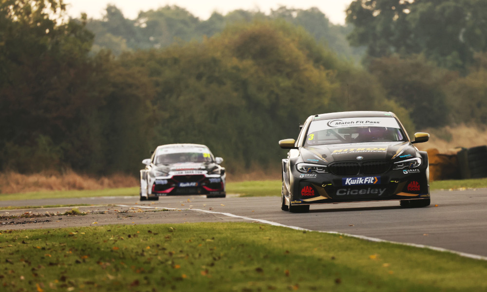 Tom Chilton, Car Gods with Ciceley Motorsport, BMW 330i M Sport