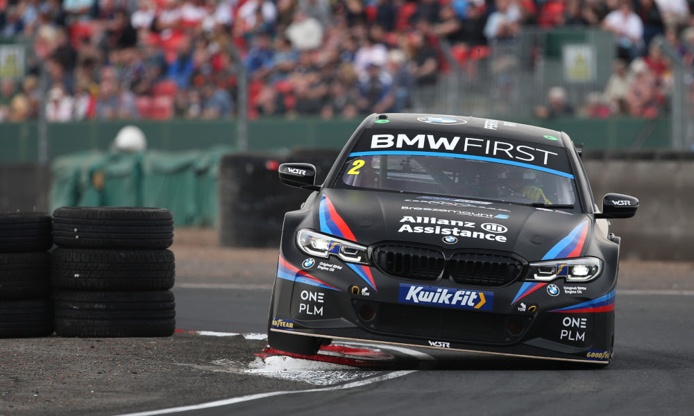 Colin Turkington, Team BMW [WSR], BMW 330i M Sport
