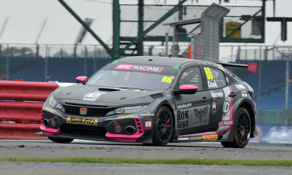 Josh Cook, BTC Racing, Honda Civic Type-R FK8
